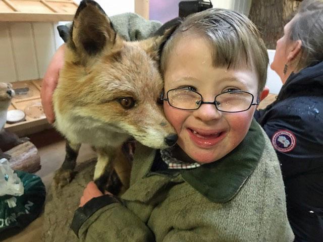 Downsyndrom-Tag im Wildwald voller Erfolg