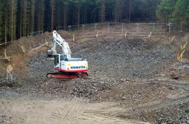 Bauverzögerungen beim Wasserwerk Allendorf