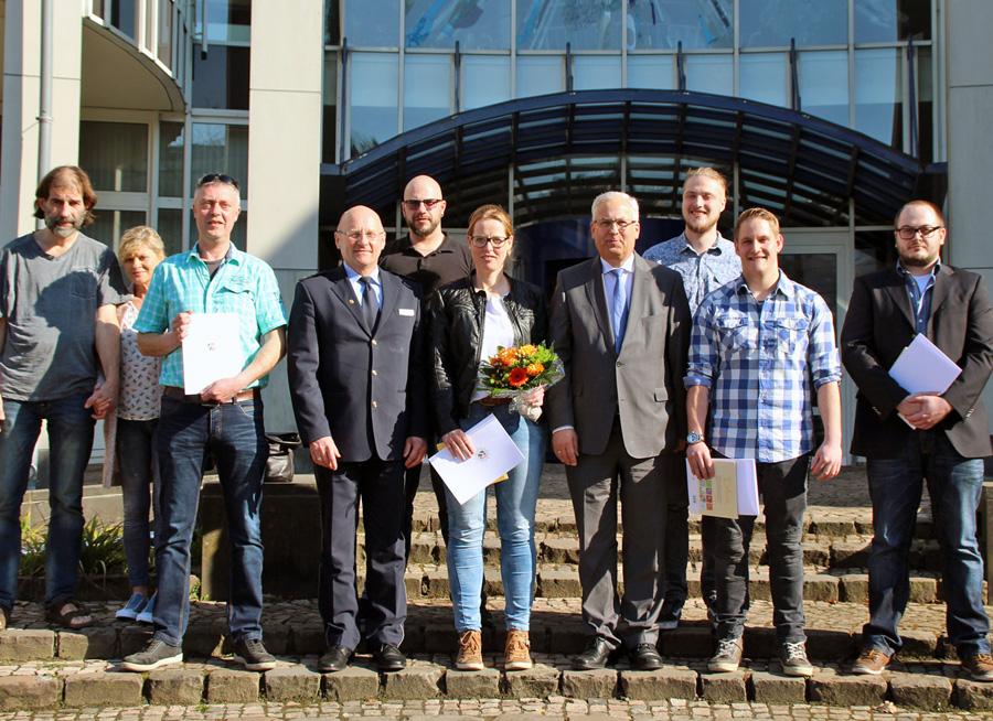 Arnsberger Wirt als couragierter Zeuge geehrt