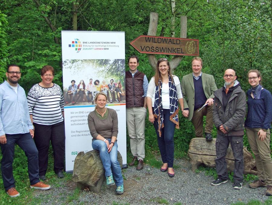 """Wildwald vom Land zum """"Kompetenzzentrum"""" ernannt"""