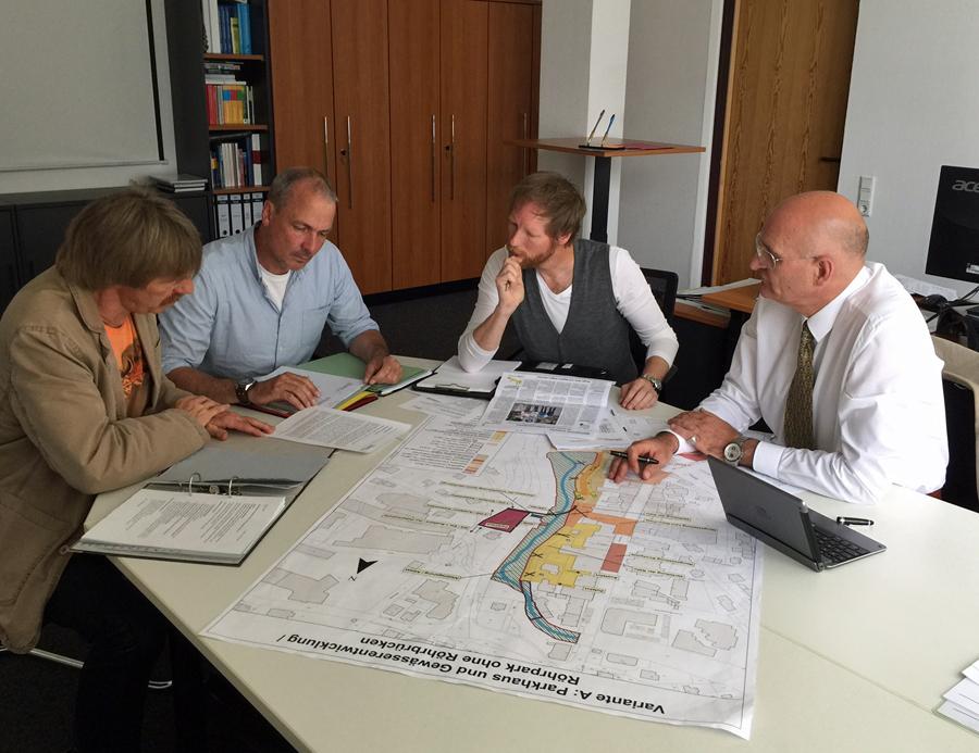 Innenstadtentwicklung: Rathaus begrüßt Bewegung der CDU