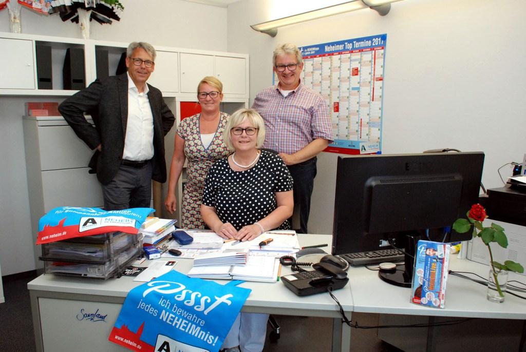 Neheimer Citybüro freut sich über erfahrene Verstärkung