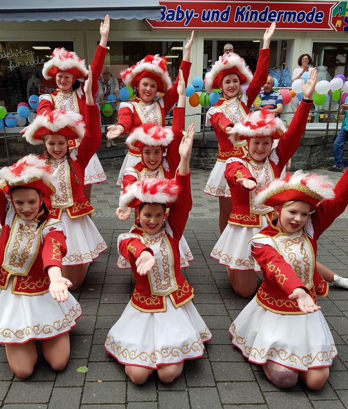 JFV Stemel und Tanzgarde starten Spendenaktion für neue Kostüme