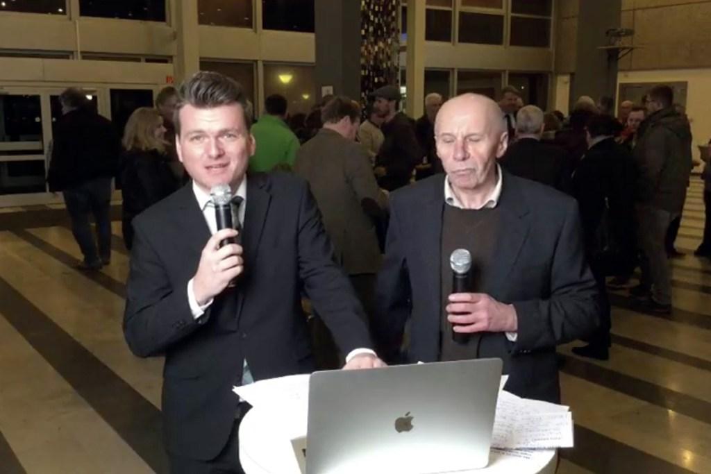 Bürgermeisterwahl: Liveaufzeichnung als Video verfügbar