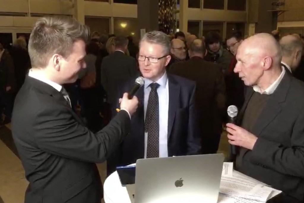 Die Höhepunkte des Wahlabends – heute: Peter Erb im Interview