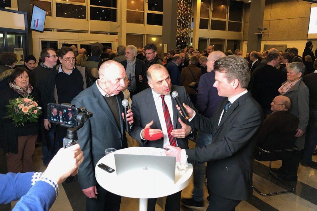 Arnsbergs neuer Bürgermeister im Blickpunkt-Interview mit Paul Senske und Patrick Feldmann