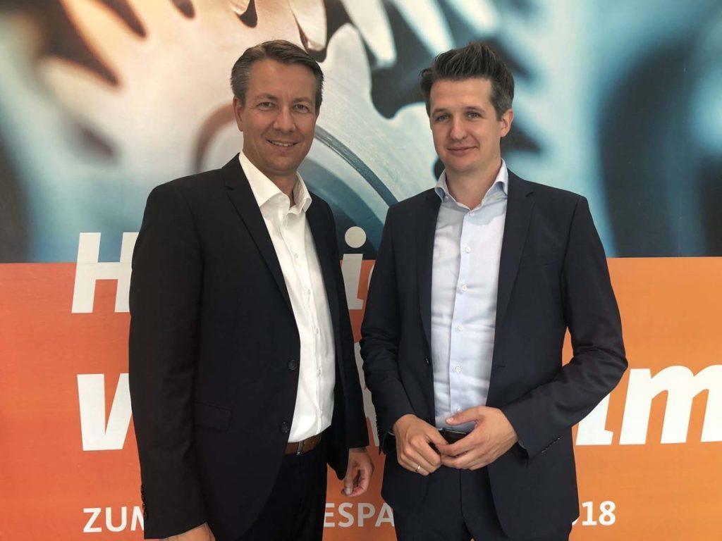 Matthias Kerkhoff MdL und Dr. Bernd Schulte erneut in den CDU-Landesvorstand gewählt