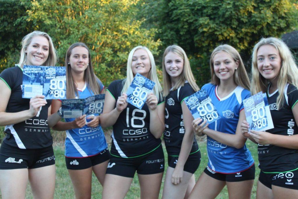 Volleyballteam des RCS freut sich auf den Saisonstart