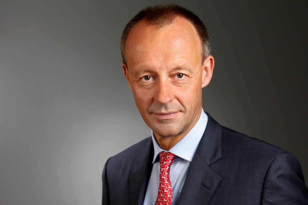 UPDATE: Blickpunkt Live: Friedrich Merz beim CDU-Kreisparteitag in Oeventrop