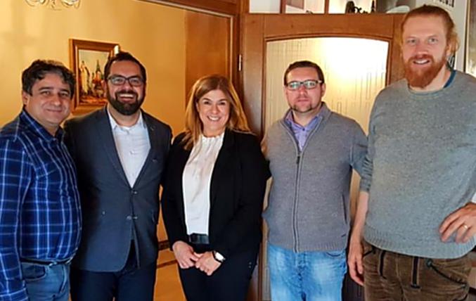Arnsberg vertieft Zusammenarbeit mit Partnerstadt Alba Iulia