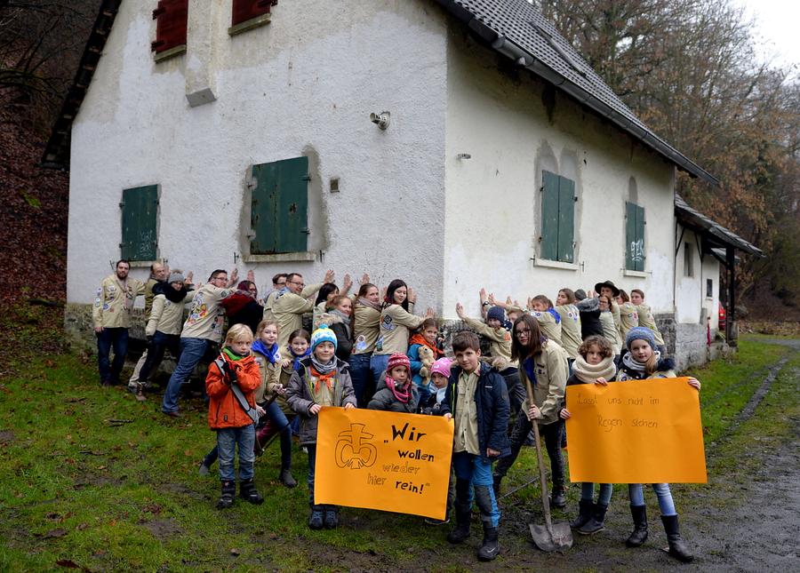 Crowdfunding-Projekt: Pfadfinder hoffen auf Unterstützung für Bockstation
