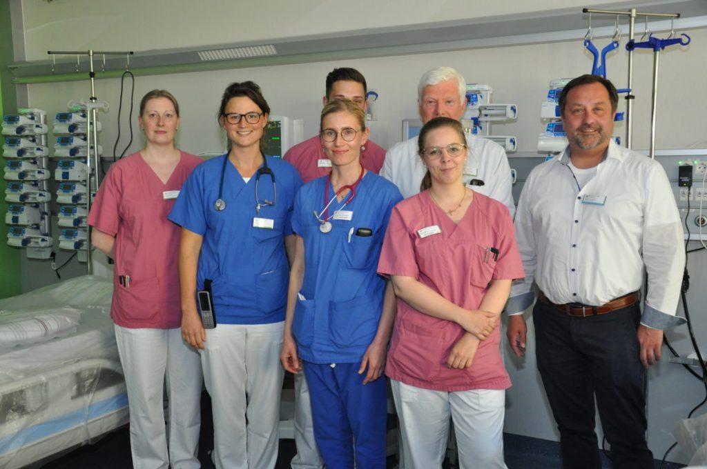 Neue und vergrößerte Intensivstation am Karolinen-Hospital ist in Betrieb