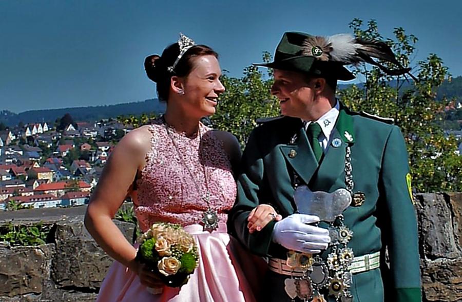 Schreppenberger eröffnen die Schützenfestsaison