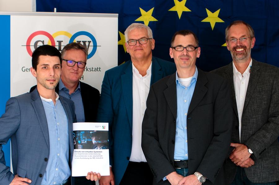 Gemeinschafts-Lehrwerkstatt: 328.090 Euro für Digitalisierung