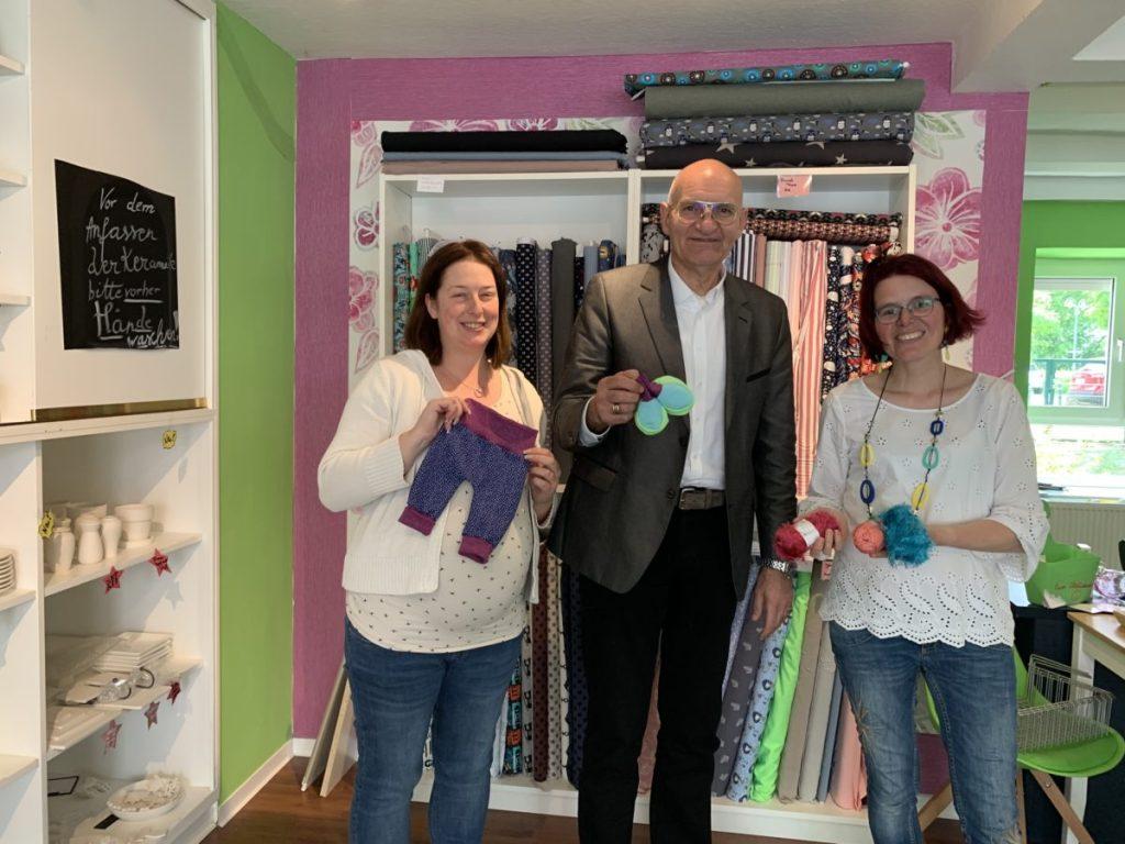 Kreativladen in Sundern unterstützt Kinderklinik des Karolinenhospitals