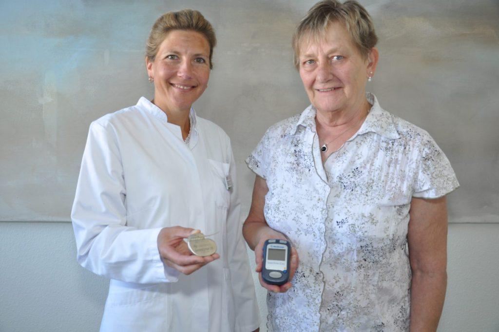 Klinikum Hochsauerland: Blasenschrittmacher hilft bei Inkontinenz
