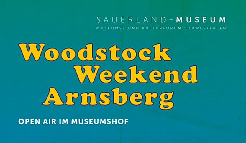 Woodstock Weekendim Museumshof