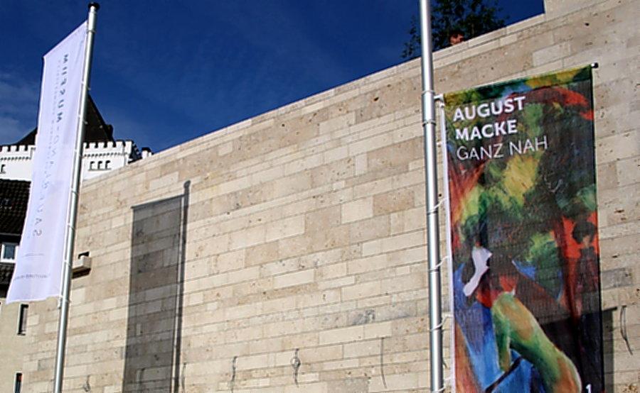 """Schülerausstellung zu """"August Macke – ganz nah"""""""
