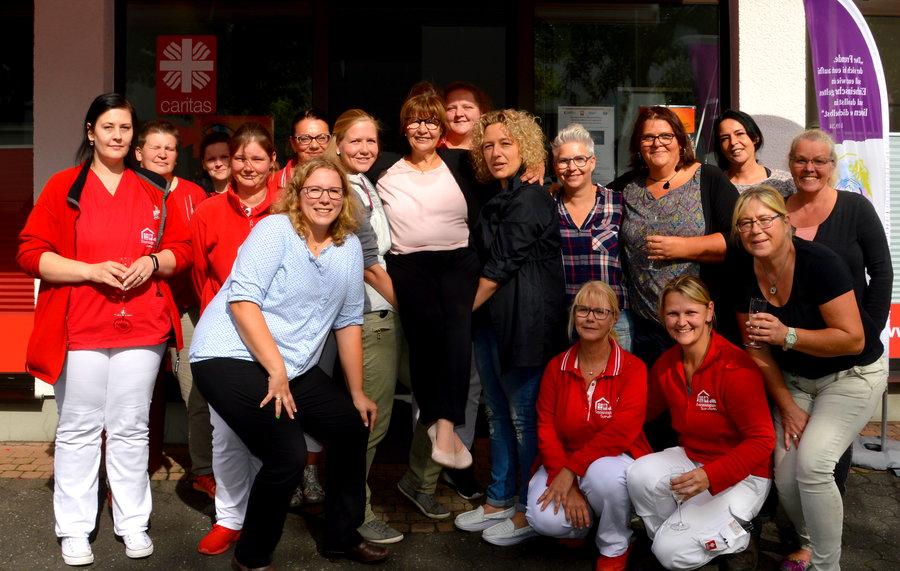 Simone Vierschilling leitet jetzt Caritas-Sozialstation Sundern