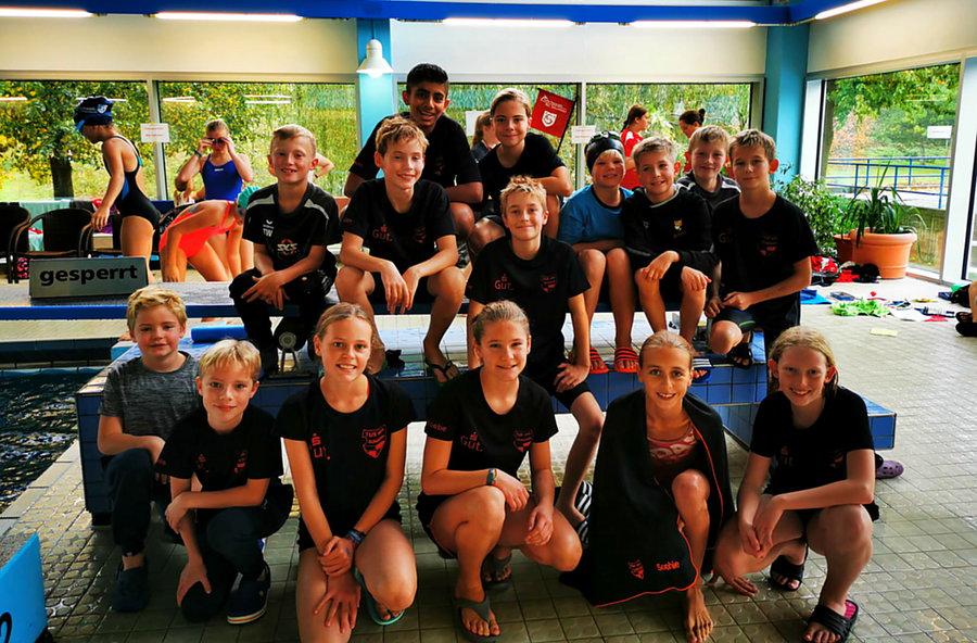 28 Medaillen für TuS-Schwimmer bei TuRa Freienohl