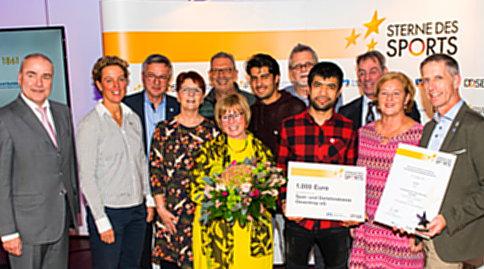Auszeichnung für TV Arnsberg und SV Hüsten