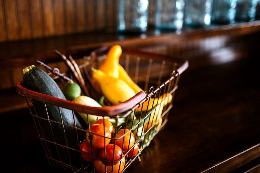 Foodsharing-Aktivist David Jans im Bildungszentrum