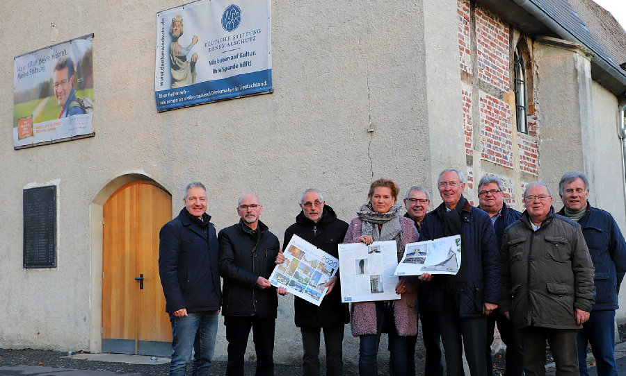 "Rodentelgenkapelle wird 2020 ""Denkmal des Monats"""
