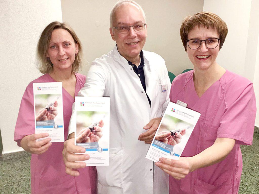 Klinikum-Diabetesinfotag: Lebensqualität von Diabetes-Erkrankten steht im Mittelpunkt