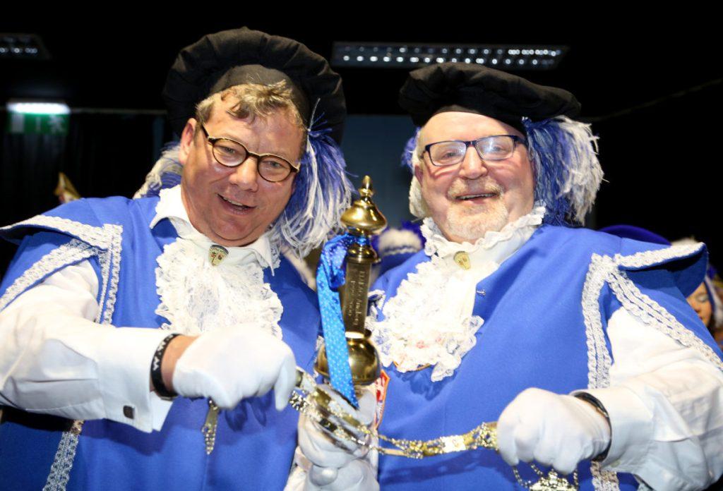 Kleine Arnsberger Karnevalsgesellschaft freut sich über himmlische Regenten
