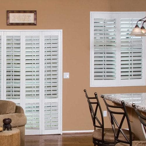 Accordion Fold Shutters For Patio Door. Blinds.com Cartwright Wood Shutters