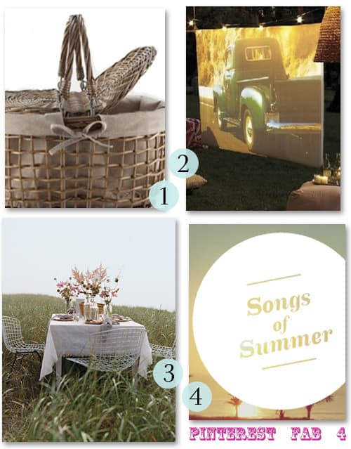 Summer end Pinterest features