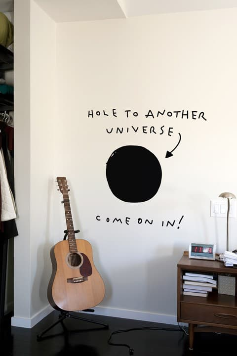 blik hole to another universe