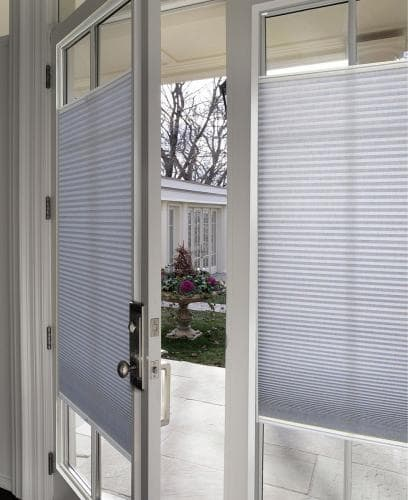 Delicieux French Door Cellular Shades