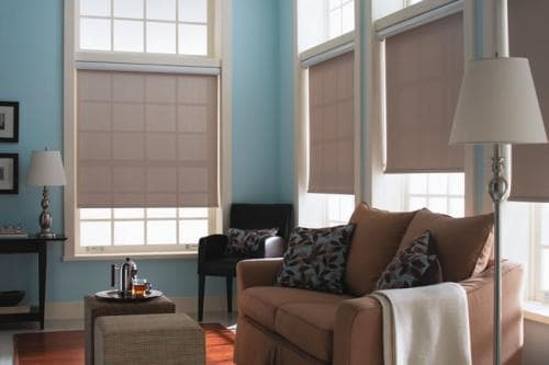 Blinds.com Brand cordless Roller Shades