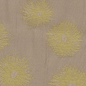 Dandelion Thyme Roman Shade Fabric