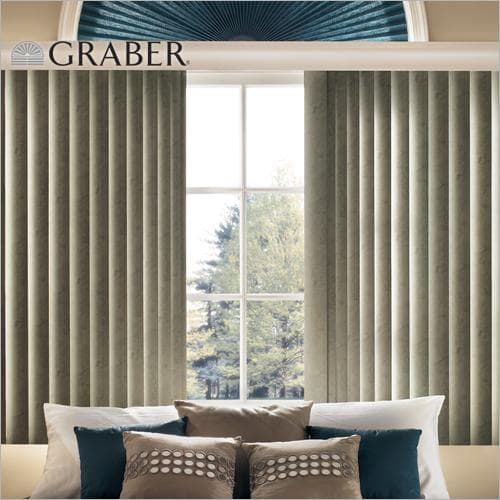 Graber Basic Vinyl Vertical Blinds