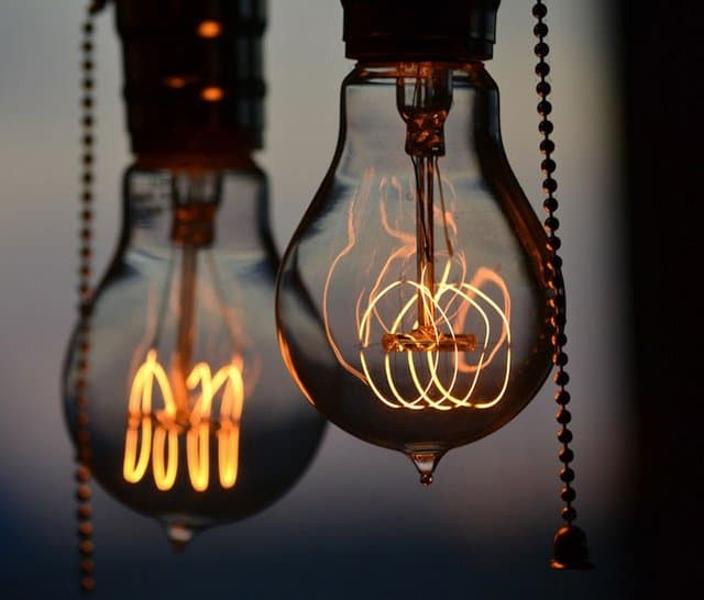 Nostalgic Edison Bulb