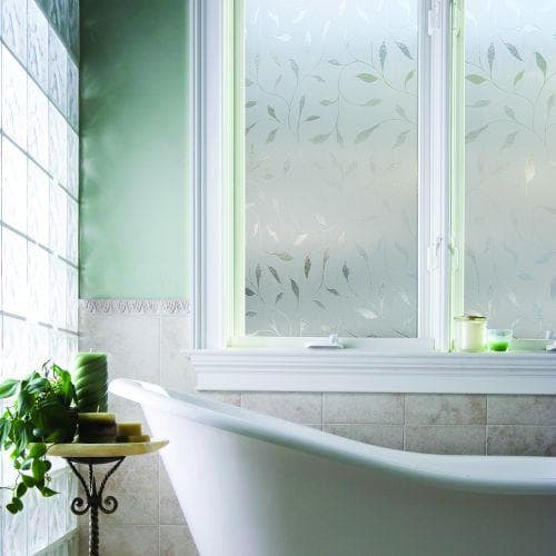 Bathroom Window Treatments bathroom window treatments - the finishing touch