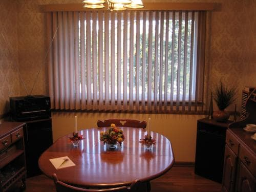 Vertical window blinds from Levolor Blinds.com