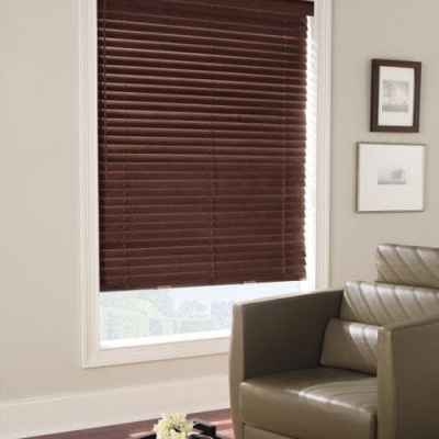 Levolor Wood Blinds - Inside Mount