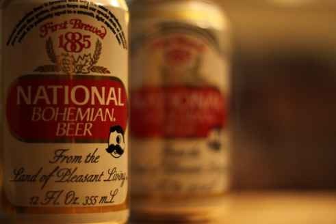 National Bohemian Beer from Baltimore