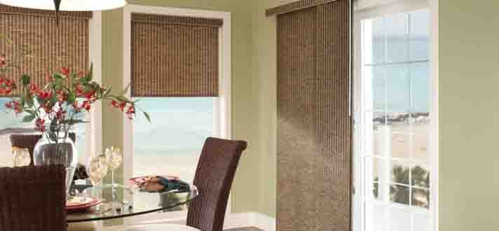 youre tuning into to another window faq post from mindy a fabulous customer service representative here at blindscom have a window covering question - Blinds For Sliding Glass Door