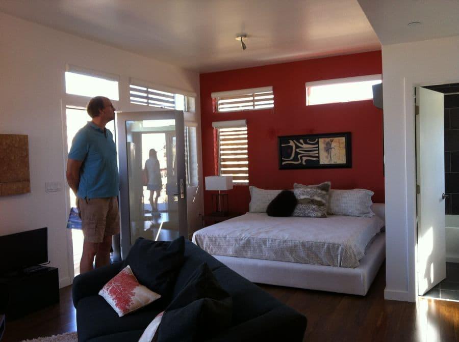 Blu Homes Builds Green In Joshua Tree Ca The Finishing