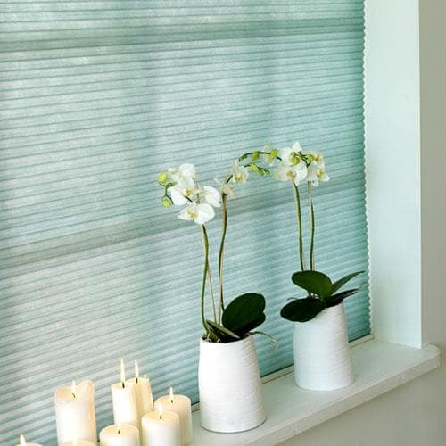 "Blinds.com Brand 3/8"" Double Cell Light Filtering Shades"