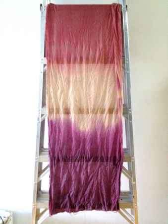 Dip-Dye Table Runner