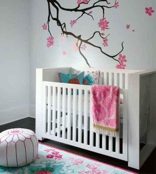 Nursery Wall Decals - A safer choice