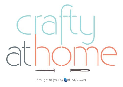 Blinds.com Crafty at Home