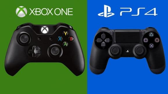 Xbox One v. PS4