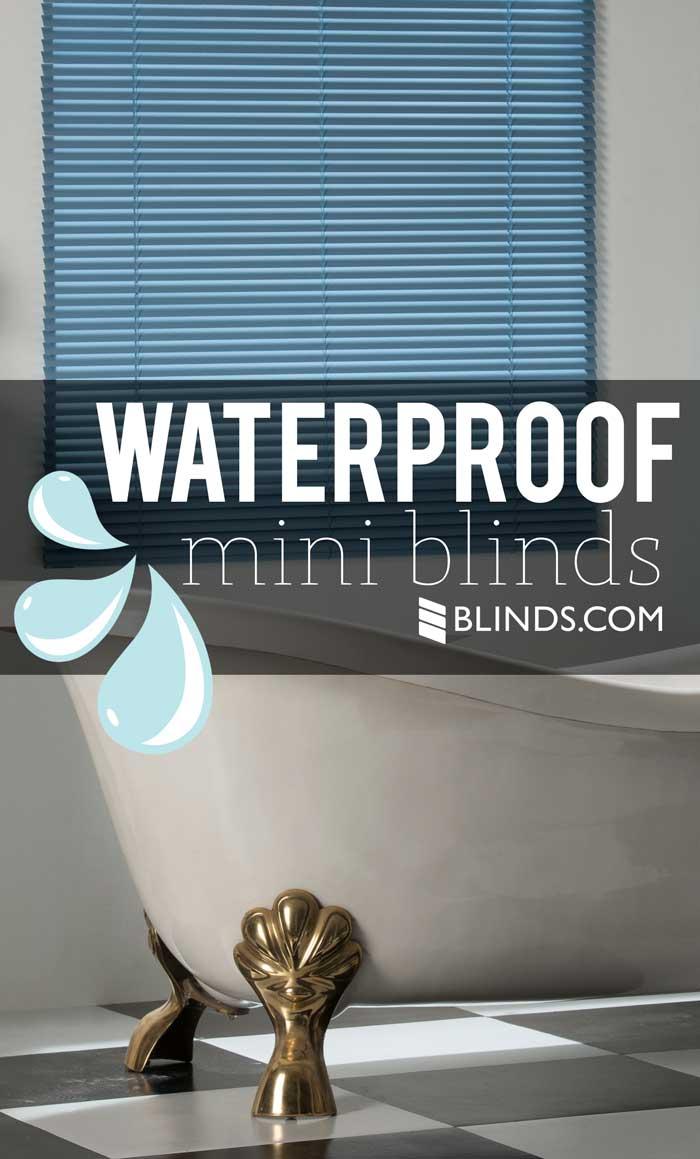 Waterproof Mini Blinds The Rubber Ducky Of Window