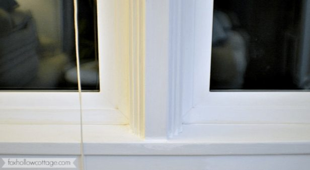 How To Make NEW Plantation Shutters Fit OLD House Windows - Fox Hollow Cottage (1)